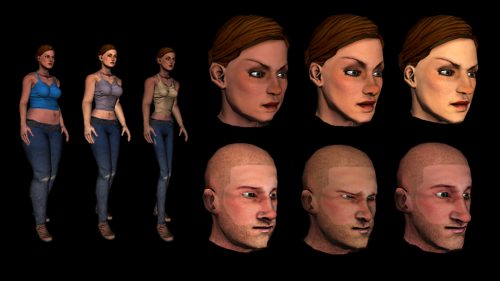 Updates on the updates! Char_system_morphing