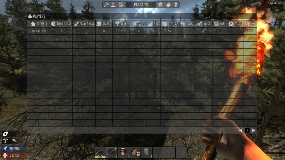 Days To Die Alpha   How To Level Crafting
